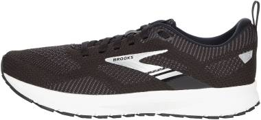 Brooks Revel 5 - Black Metallic White (036)