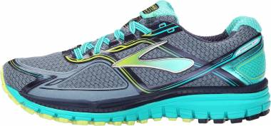 Brooks Ghost 8 GTX - Blue Blau Storm Sharpgreen Ceramic