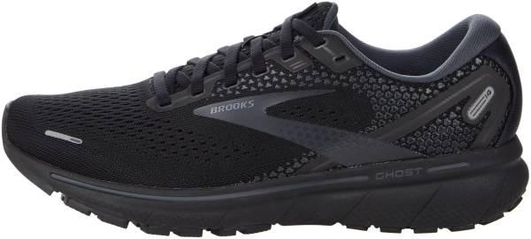Brooks Ghost 14 - Black Black Ebony (020)