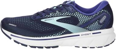 Brooks Ghost 14 - Peacoat/Yucca/Navy (446)