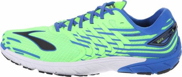 Brooks PureCadence 5 men green gecko/electric brooks blue/black