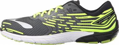 Brooks PureCadence 5 - (019) ASPHALT/NIGHTLIFE/SILVER (019)