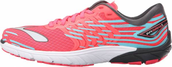 Brooks PureCadence 5 woman diva pink/anthracite/bluefish