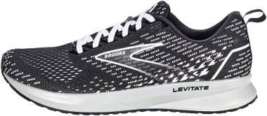 Brooks Levitate 5 - Black/Grey/White (090)