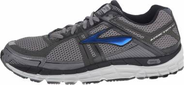 Brooks Addiction 12 - (061) ANTHRACITE/BROOKS BLUE (061)