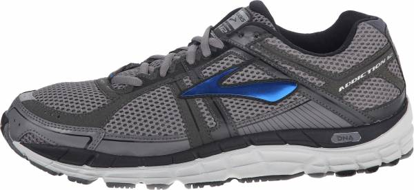 Brooks Addiction 12 men mako/anthracite/brooks blue