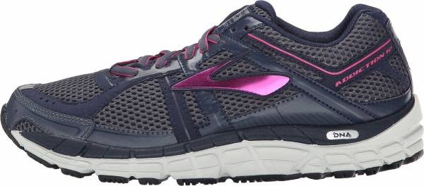 Brooks Addiction 12 woman ombre blue/obsidian/fuchsia purple