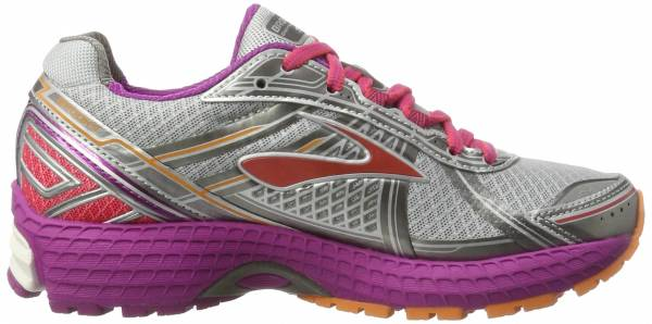 Brooks Defyance 9 woman silver/charcoal/paradise pink