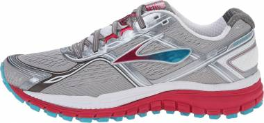 Brooks Ghost 8 - (073) CHARCOAL/ROSE/BLUE (073)