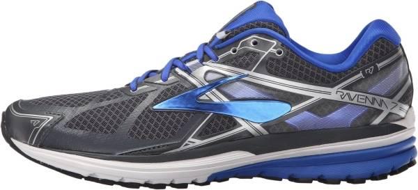 Brooks Ravenna 7 men anthracite/electric brooks blue/silver