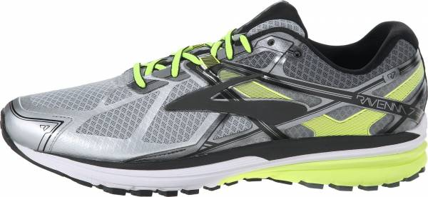 Brooks Ravenna 7 Silver/Nightlife/Black
