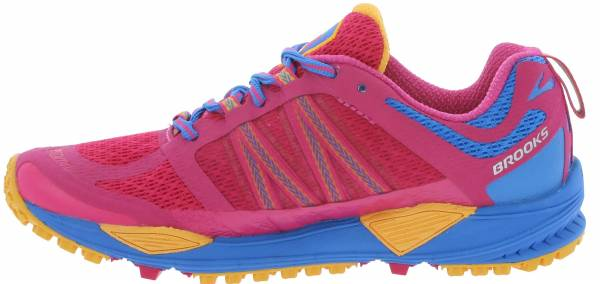 Brooks Cascadia 11 woman rose