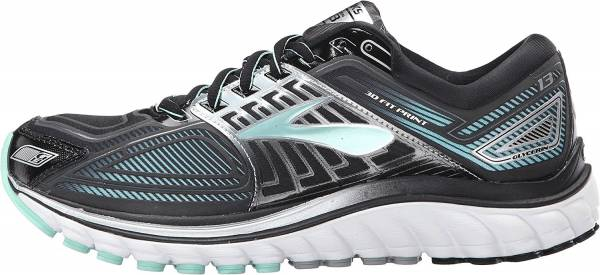 Brooks Glycerin 13 woman black/anthracite/ice green