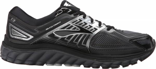 Brooks Glycerin 13 men black/anthracite/silver
