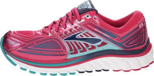 Brooks Glycerin 13 woman rouge - rose