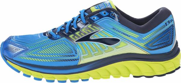 Brooks Glycerin 13 men bleu (electricbluelemonade/limepunch/dressblues 442)