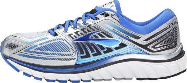 Brooks Glycerin 13 men silver/electric/black