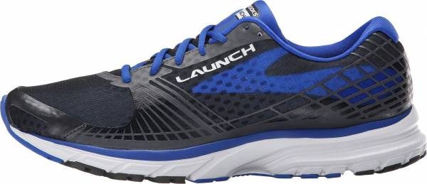 Brooks Launch 3 men anthracite/electric brooks blue