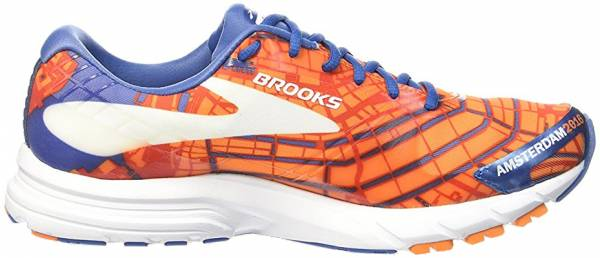 Brooks Launch 3 men bleu