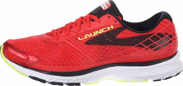 Brooks Launch 3 men high risk red/black/nightlife