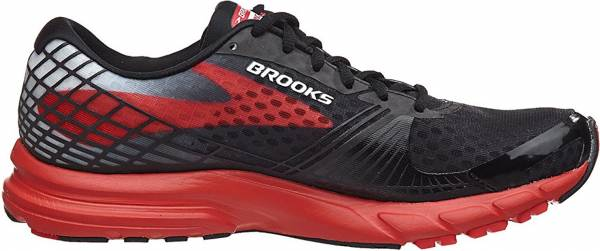 Brooks Launch 3 men black/riskred