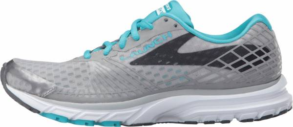 Brooks Launch 3 woman alloy/scuba blue/anthracite