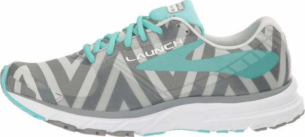 Brooks Launch 3 woman moon grey/blue radience/primer grey