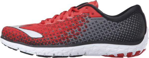 Brooks PureFlow 5 men high risk red/black/silver