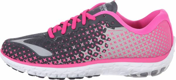 Brooks PureFlow 5 woman anthracite/pink glow/alloy