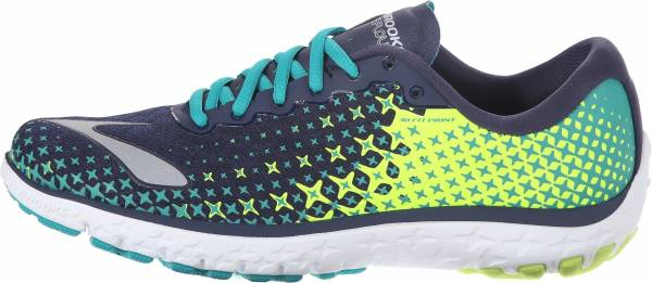 Brooks PureFlow 5 woman blau (peacoatnavy/nightlife/lapis)