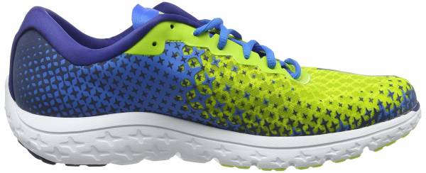 Brooks PureFlow 5 men multicolor (lime punch/electric blue/sodalite blue)
