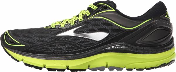 Brooks Transcend 3 men metallic charcoal/black/nightlife