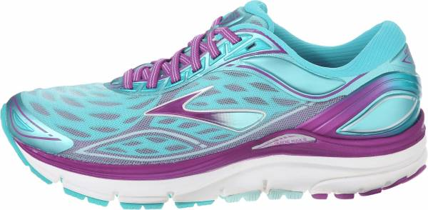 Brooks Transcend 3 woman multicolor (arubablue/byzantium/silver)