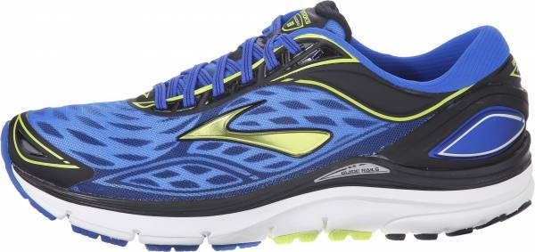 Brooks Transcend 3 men electricbrooksblue/limepunch/b