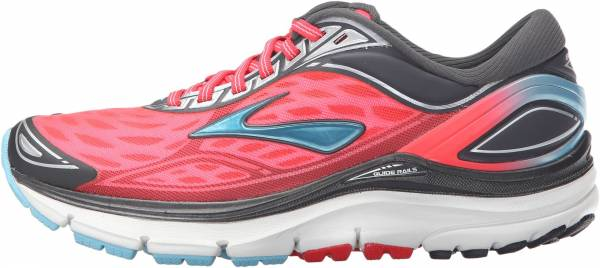Brooks Transcend 3 woman diva pink/anthracite/bluefish
