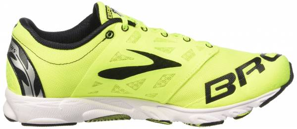 Brooks T7 Racer Yellow