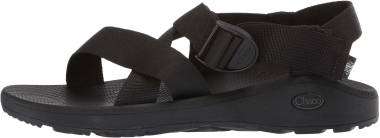 Chaco Mega Z/Cloud - Solid Black (J106635)