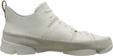 Clarks Trigenic Flex - White (26107575405)