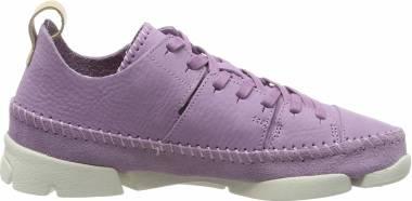 Clarks Trigenic Flex - Beige Lavender Nbk Lavender Nbk (26143953408)