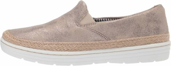 Clarks Marie Pearl - Pewter Suede