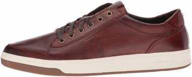 Cole Haan Grandpro Spectator Sneaker - Brown (C26432)