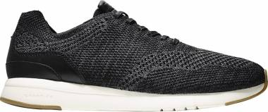Cole Haan Grandpro Running Sneaker with Stitchlite - Black / Magnet