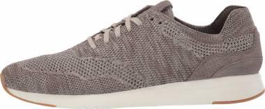 Cole Haan Grandpro Running Sneaker with Stitchlite Grey Men