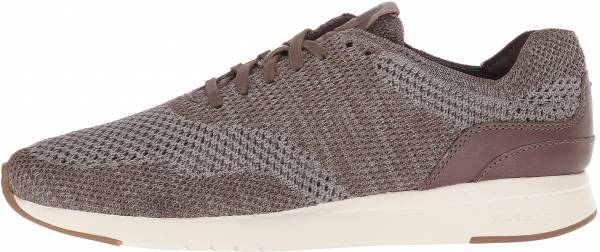 Cole Haan Grandpro Running Sneaker with Stitchlite Morel/Rockridge
