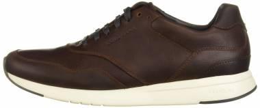 Cole Haan Grandpro Running Sneaker Brown Men