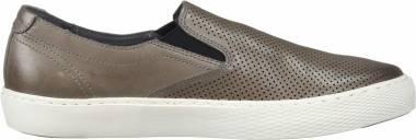 Cole Haan Grandpro Deck Slip-On Sneaker - Ironstone Handstain Microperf (C30776)