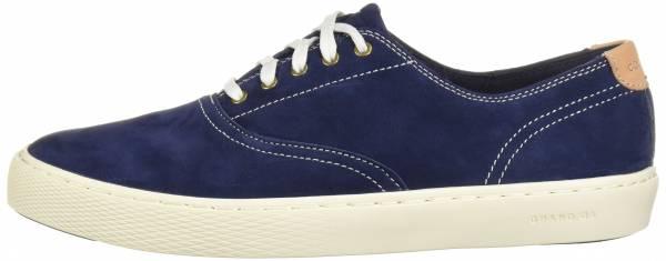 Cole Haan Grandpro Deck Sneaker Blue
