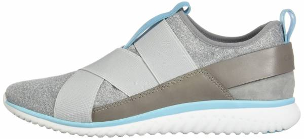 Cole Haan StudioGrand Knit Sneaker Grey