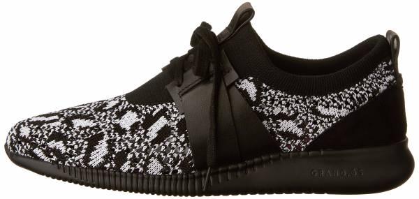 Cole Haan StudioGrand Knit Sneaker - Grey (W05133)