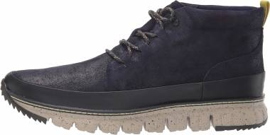 Cole Haan ZEROGRAND Rugged Chukka - Blue